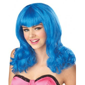 Teenage dream wig