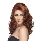 Glamorous Auburn Wig