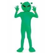 Alien Boy Costume - Kids