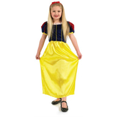 Snow White Girl Costume - Kids