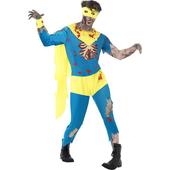 Zombie SuperHero costume