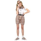 Ladies Nerd Costume - Plus Size