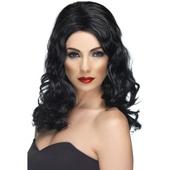 Glamorous Wig - Black