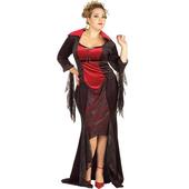Scarlet Vampira Costume - Plus Size