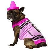 Crayola Pink Dog