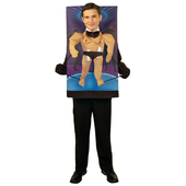 Male Stripper Teenie Weenies Costume