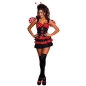 Lovely Lady Bug costume