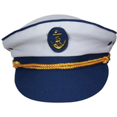 Sailor Captain Cap