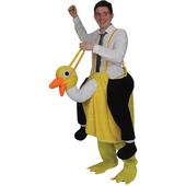Crazy Ostrich costume