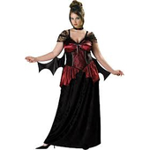 plus size choker costume