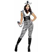 Zebralicious Costume