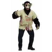 Zombie Chimp Costume