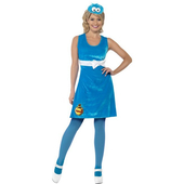 Teen Cookie Monster Costume
