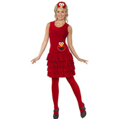 Ladies Elmo Costume