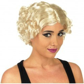 1920's Blonde Icon Wig