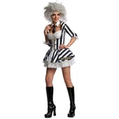 miss beetlejuice costume