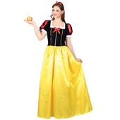 Plus size Snow Princess Costume