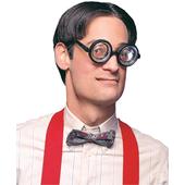 Black nedr glasses