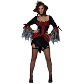 Burlesque Vamp Costume
