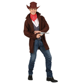 Cowboy Gunslinger Costume