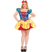 Sexy Fairytale Snow White costume