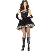 Frisky Feline Costume