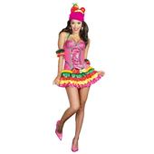 Teen Juana Banana costume