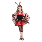 Teen Lady Bug Costume - Kids