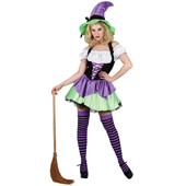 Naughty Witch Costume