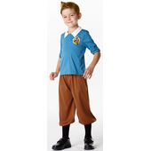 Kids Tin Tin Costume