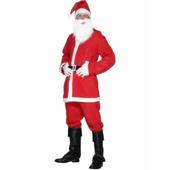 Cool Yule Santa Costume