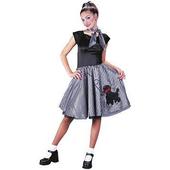 50s costume - Bobby Soxer