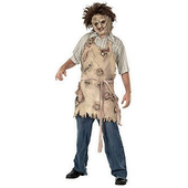 Leatherface Deluxe Apron