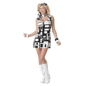 Groovy Chick Costume
