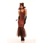 Mistress Inferno costume