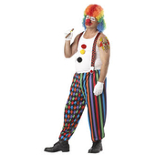 Cranky The Clown