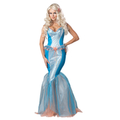 sea siren costume
