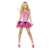 Pink Pixie Costume