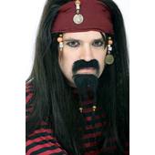 Pirate Moustache & Goatee Set