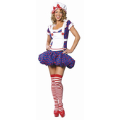 Ragdoll Girl Costume
