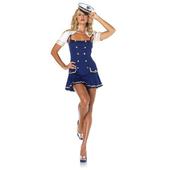 Ship Shape Captain Costume