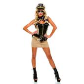 Sizzling Sheriff Costume