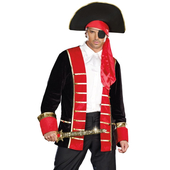 Wild at Sea Pirate Fancy Dress