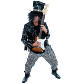 Rock Guitar Hero costume