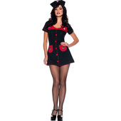 Evil nurse costume