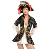 pirate female woman