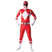 Power Rangers Red Full Jumpsuit