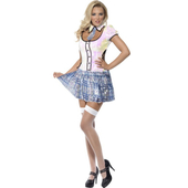 School Girl Bling costume