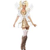 Steam Punk Victorian Clockwork Angel Costume