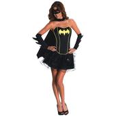 Batgirl Corset & Skirt